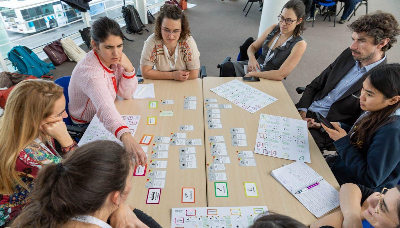 Enercoop - Énergie Partagée - Citoyens - jeu - réunion