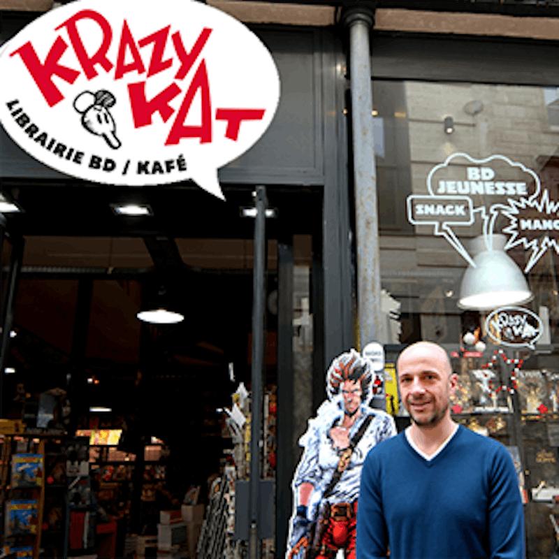 Enercoop - client - professionnel - nouvelle -aquitaine - krazycat - libraire