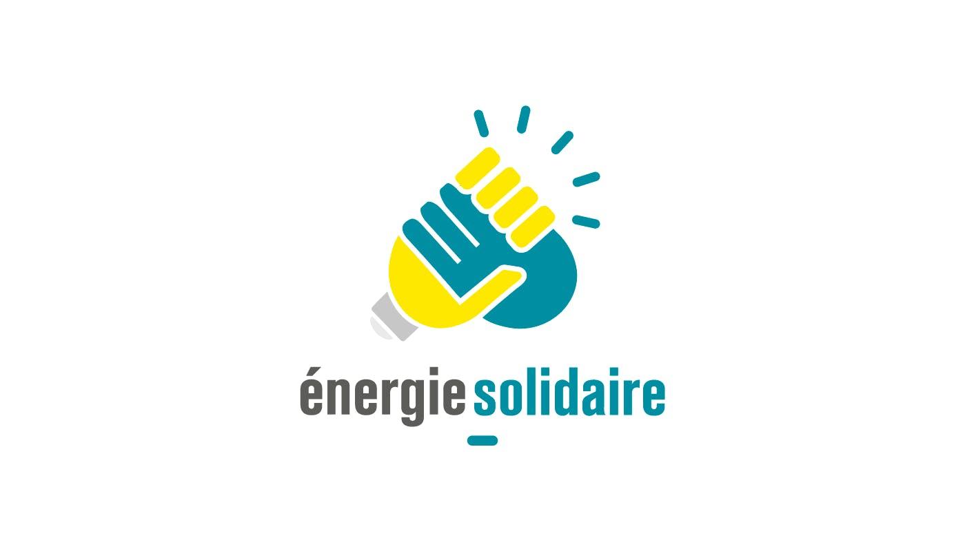 Enercoop - Énergie Solidaire - logo - lutte -contre -  précarité énergétique
