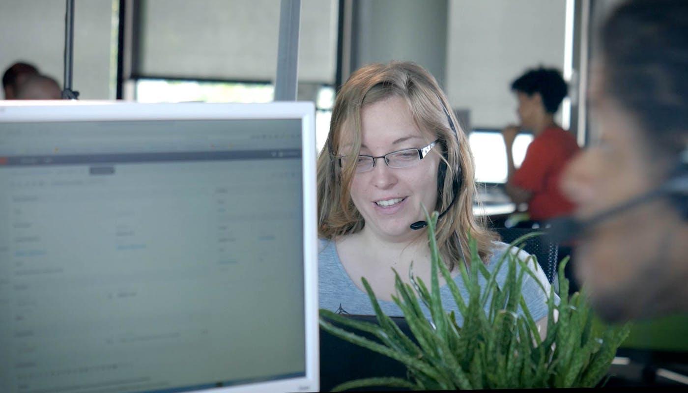 Salariée - service -client - Enercoop - Nationnale