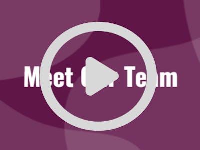 Meet the team video