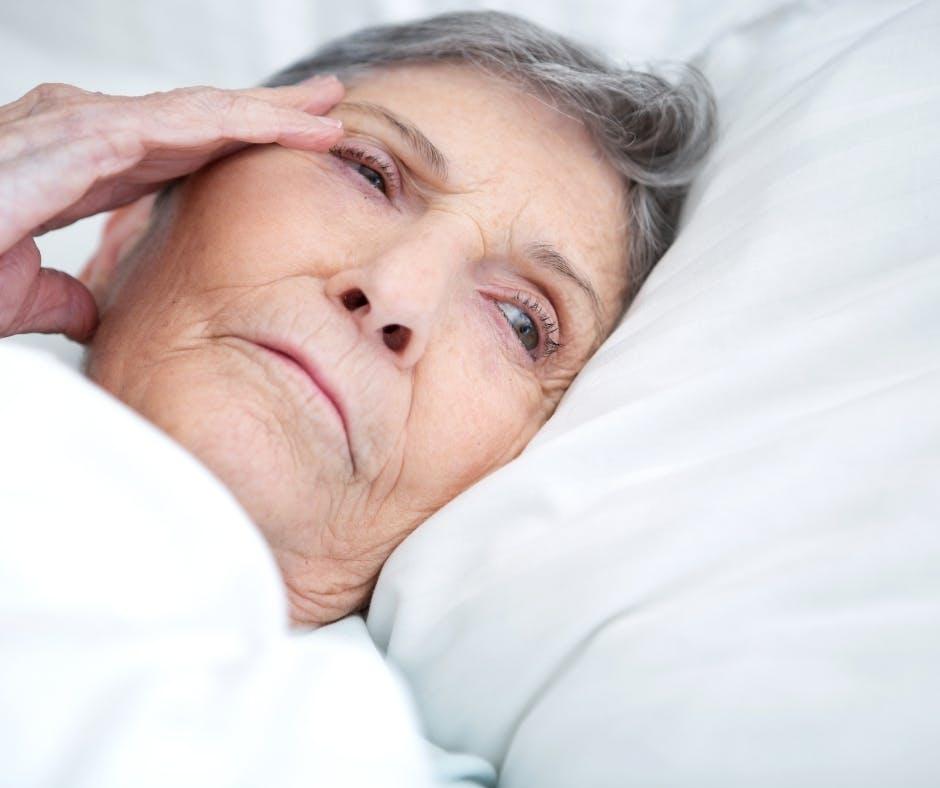 Trattamento dell'insonnia nelle persone anziane