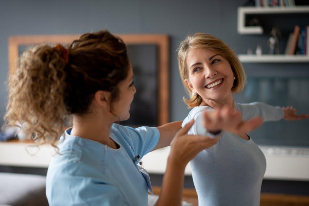 Fisioterapia a domicilio o fisioterapia in ospedale?