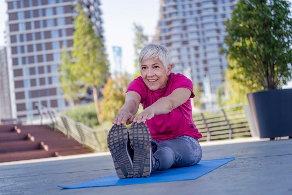 Esercizi per anziani: come tornare in forma