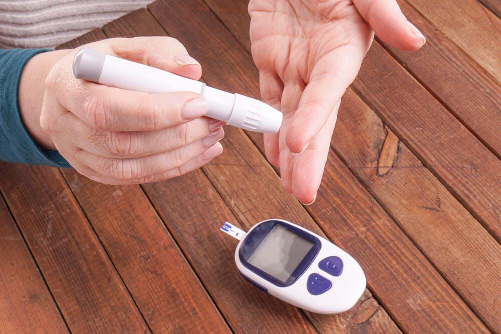 Diagnosi del diabete e valori della glicemia.