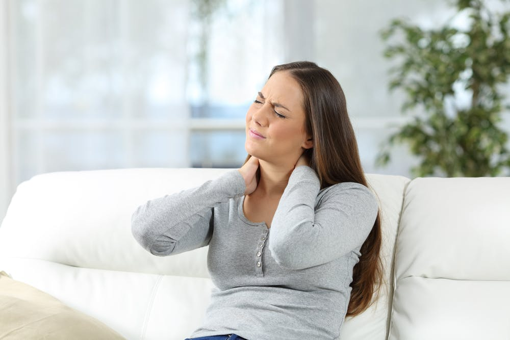 Sintomi della fibromialgia: sensazione di affaticamento cronico e diffuso