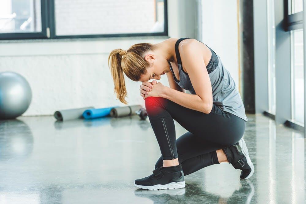 Riconoscere e curare il dolore al ginocchio
