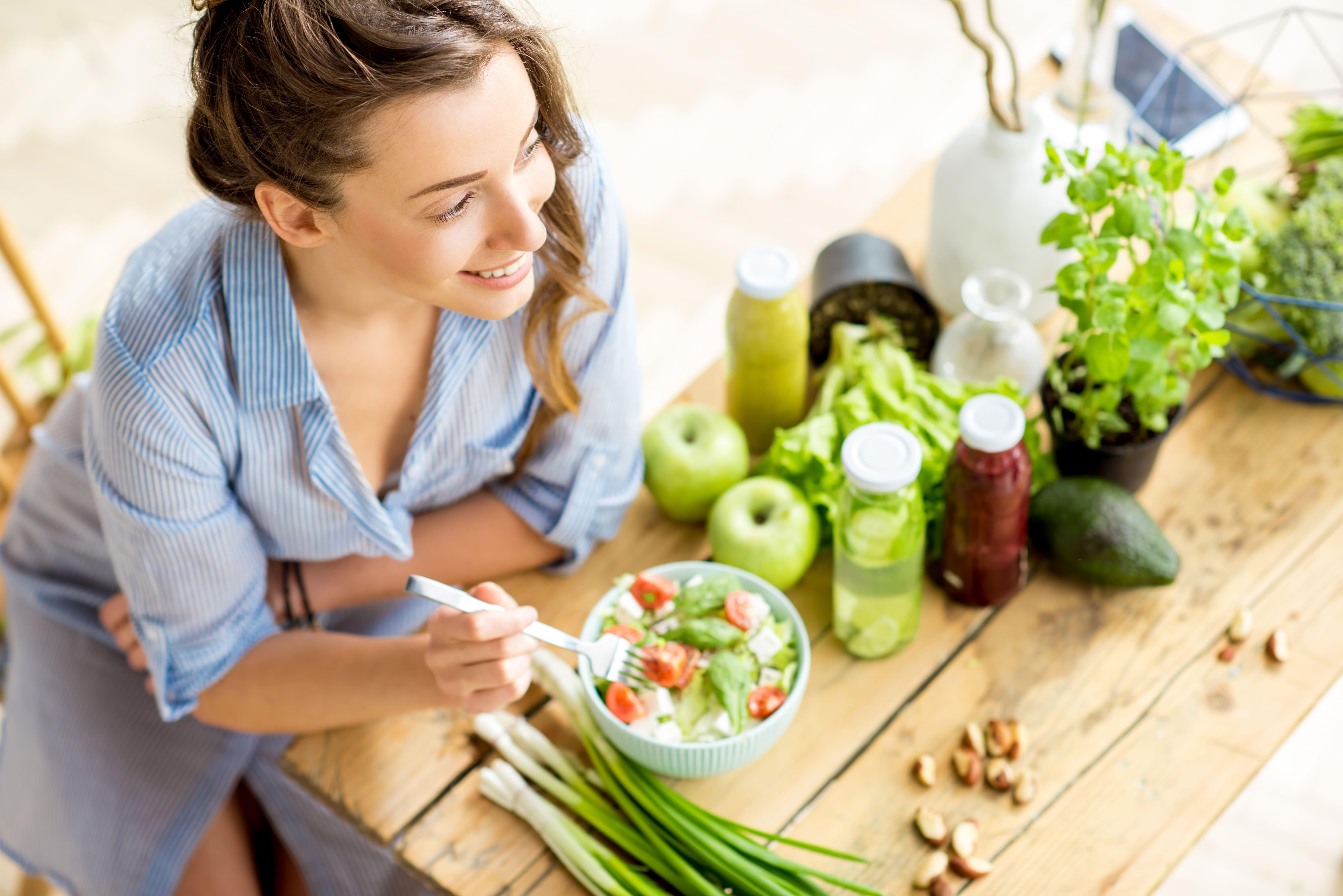 3 diete personalizzate: l'aiuto del nutrizionista online