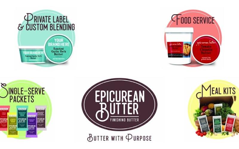 Epicurean Butter Business Lines