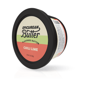 Epicurean Butter Chili Lime Butter Tub