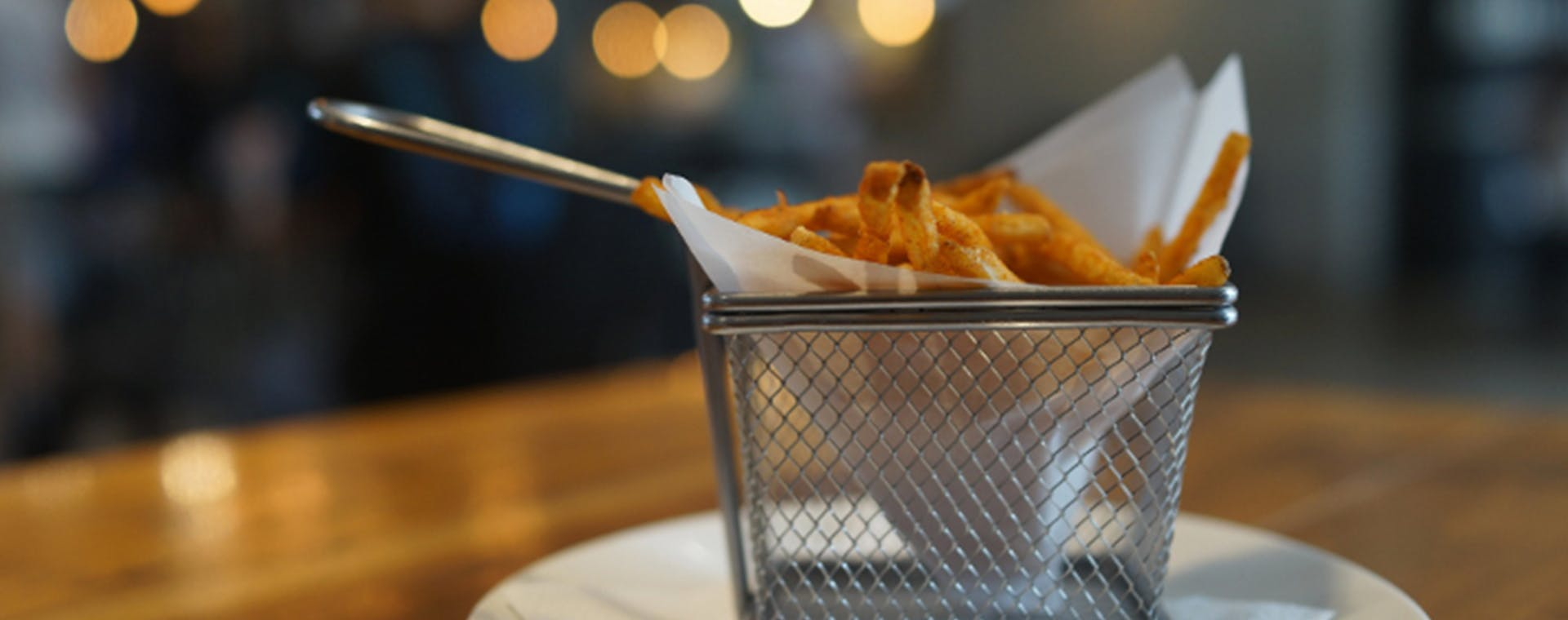 Chili Lime Butter French Fries