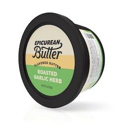 Roasted Garlic Herb Butter
