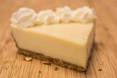 Graham Cracker Crust with Cinnamon & Brown Sugar Butter