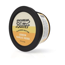 Lemon Garlic Herb Butter