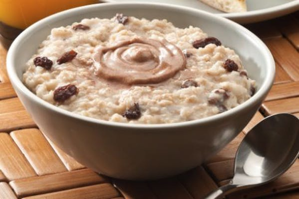 Oatmeal with a Swirl of Butter