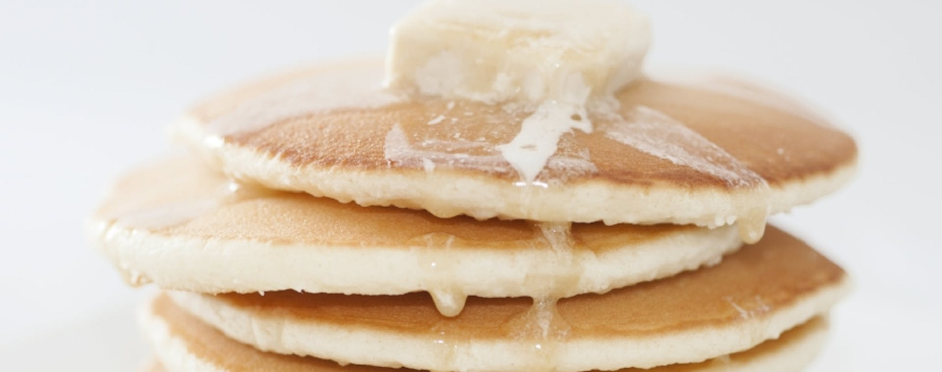 Pancakes with Epicurean Butter