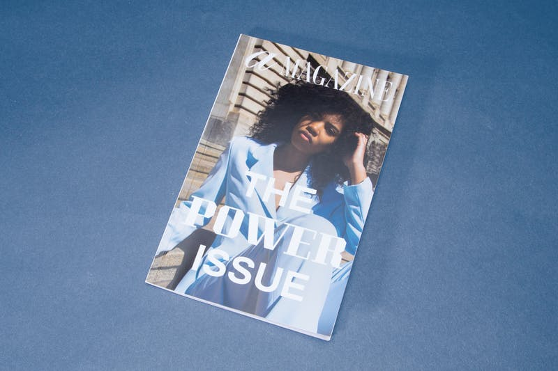 A Magazine: The Power Issue