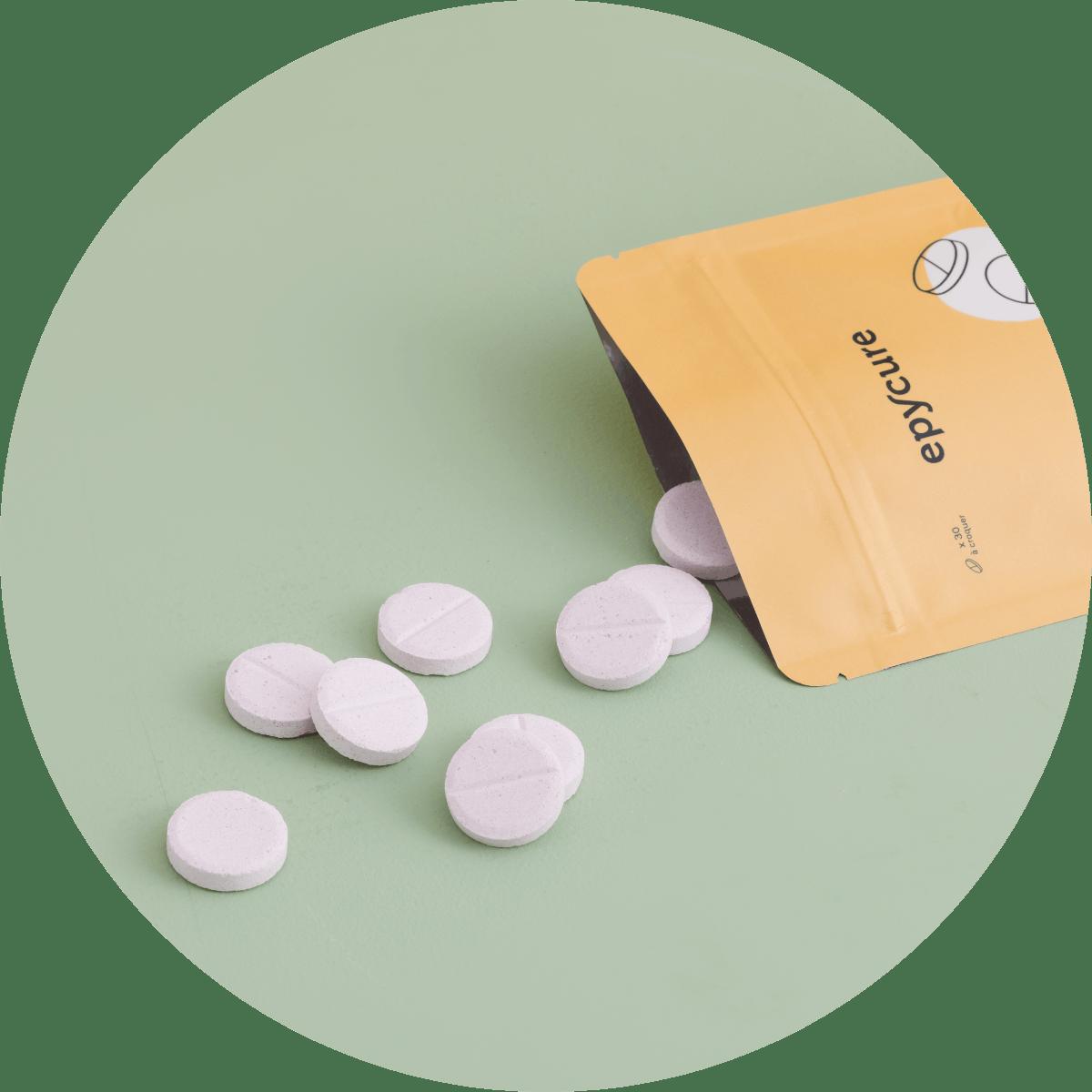 comprimés boost immunité
