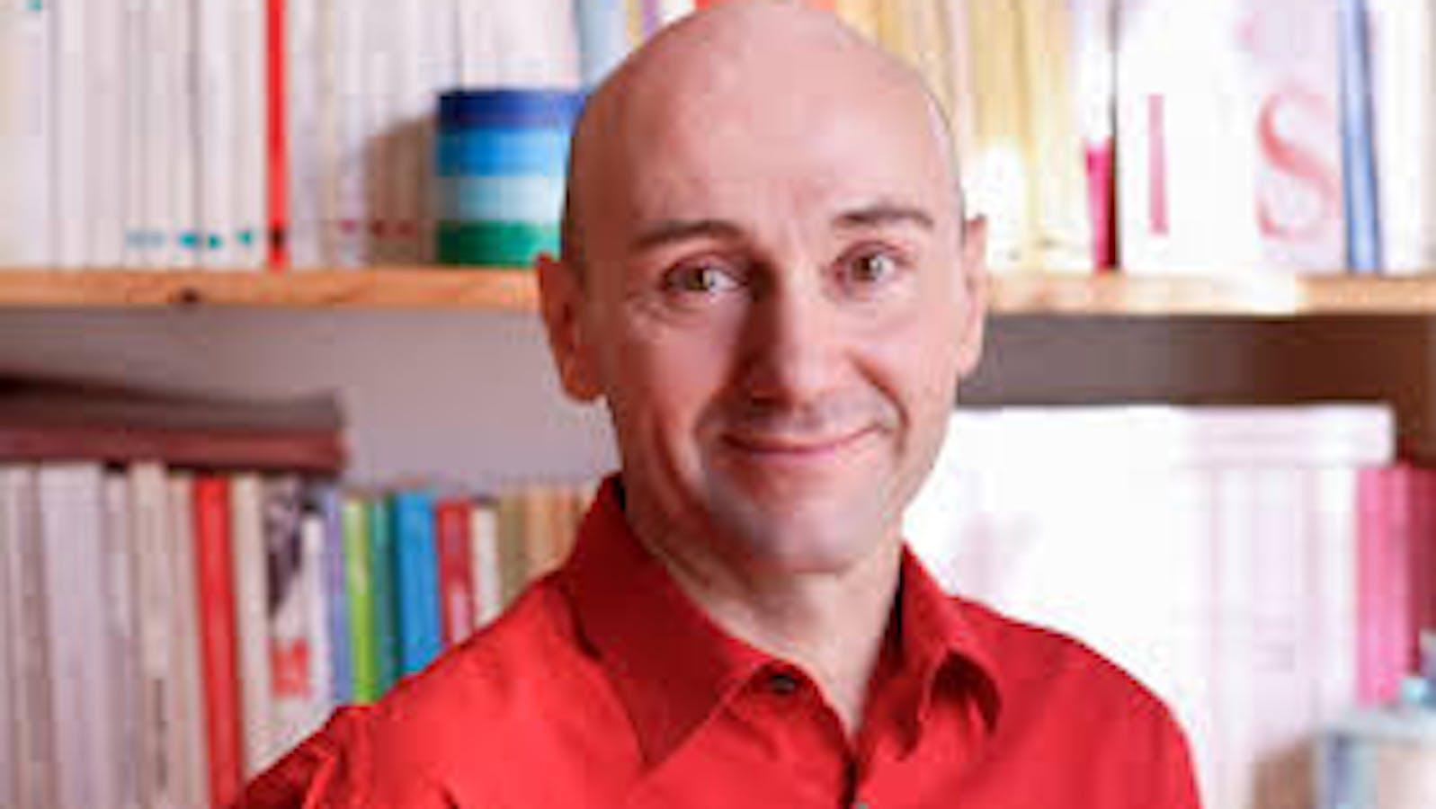 Portrait de Saverio Tomasella
