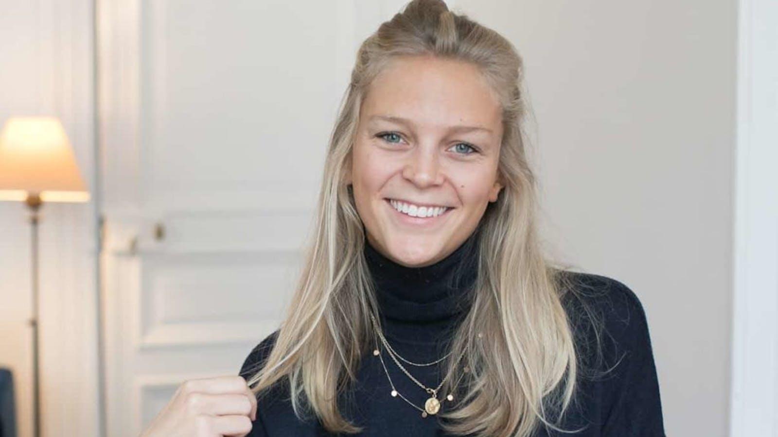 Portrait d'Alexandra Thiltges en couleurs