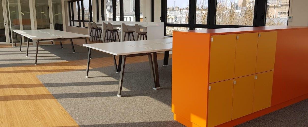 Création d'espaces de travail colorés et dynamiques