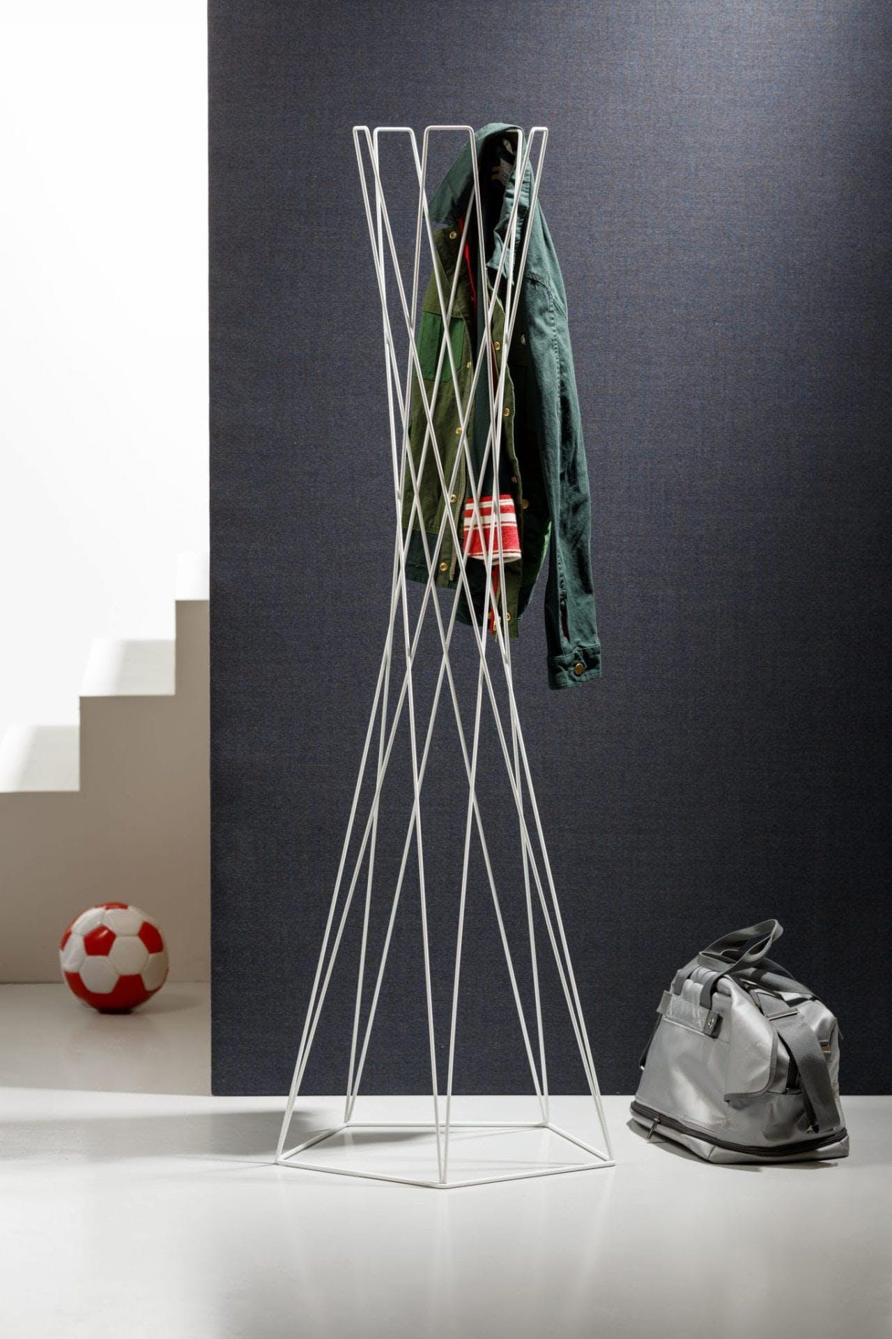 Basket Coat Stand num 3