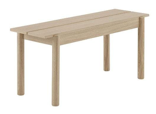 Banc Linear Wood num 1