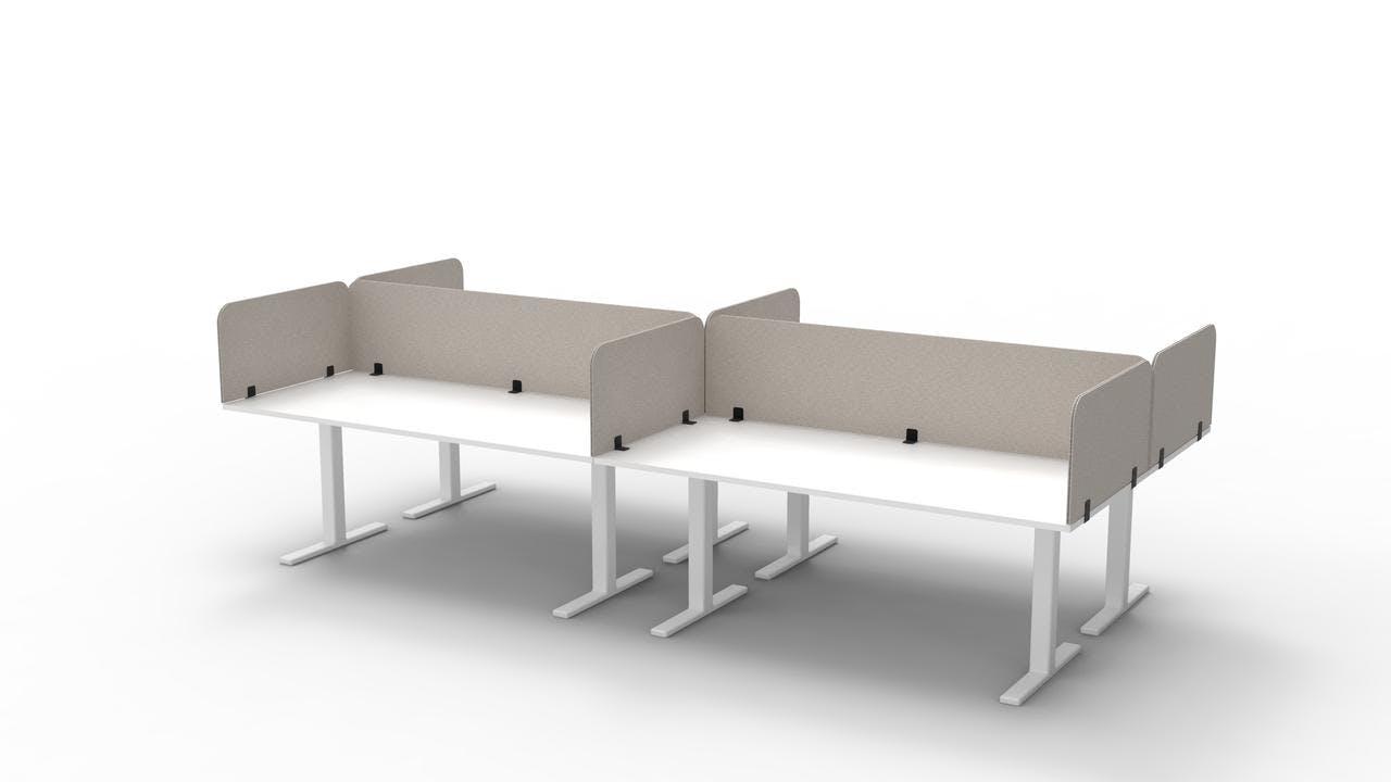 BuzziTripl Desk num 2