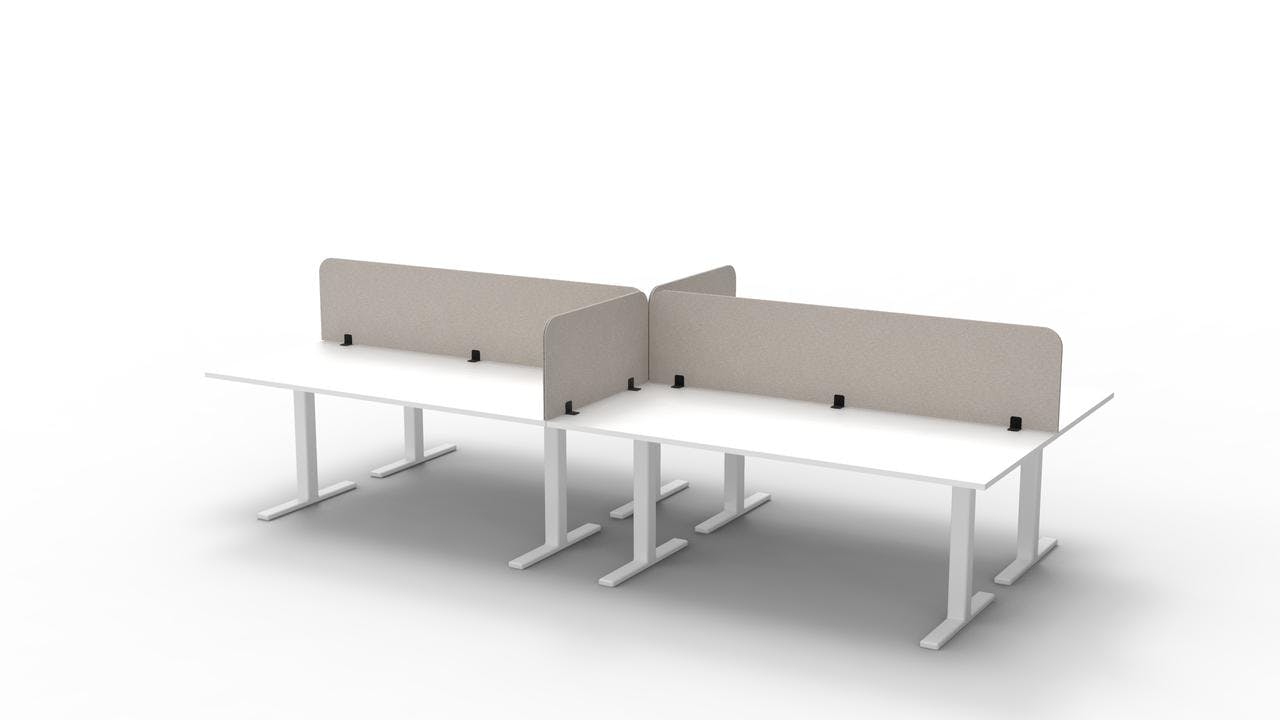 BuzziTripl Desk num 5