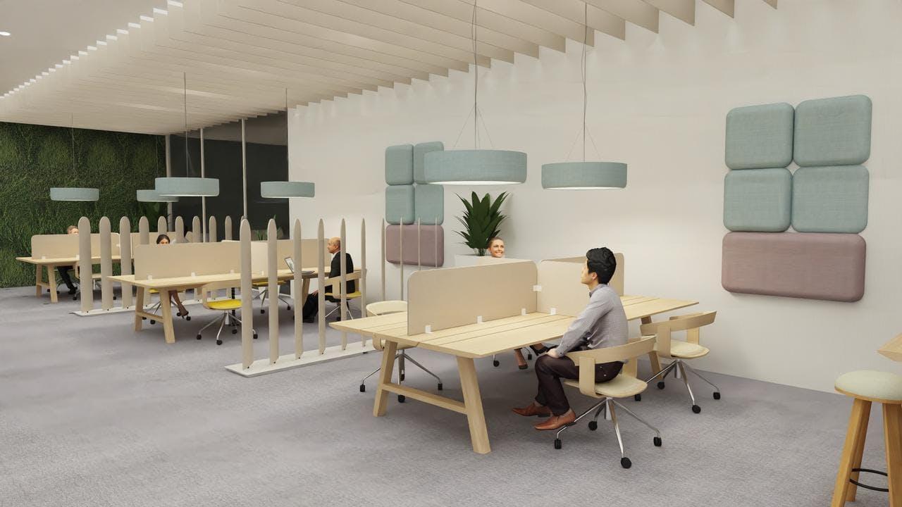 BuzziTripl Desk