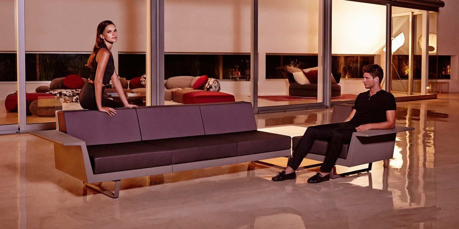 Sofa Delta num 3