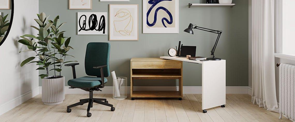 Télétravail et mobilier de bureau