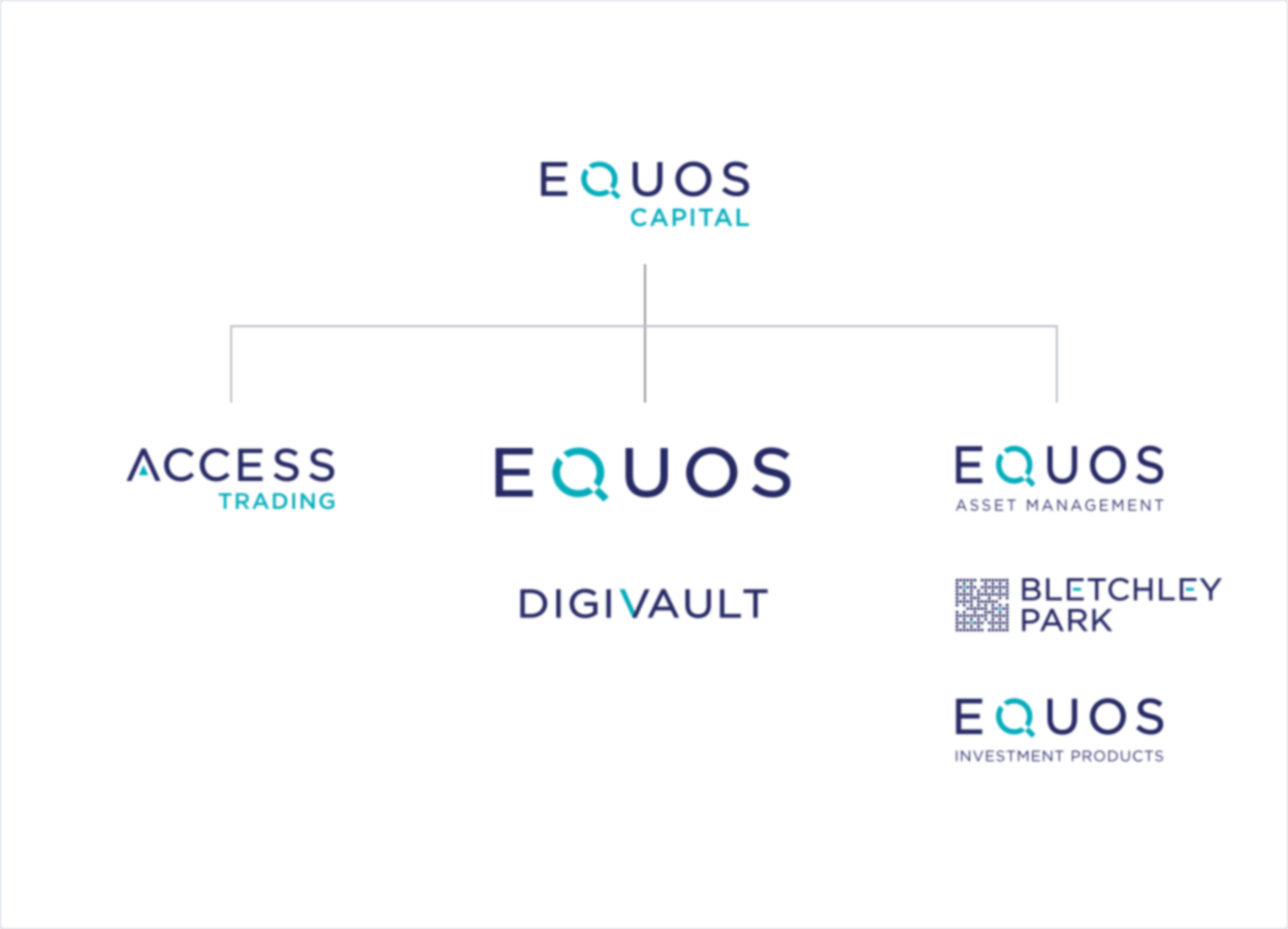 Equos company structure chart