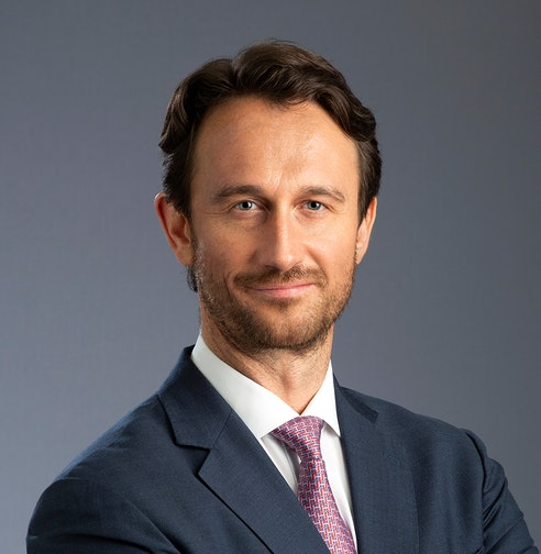 Richard Byworth, CEO