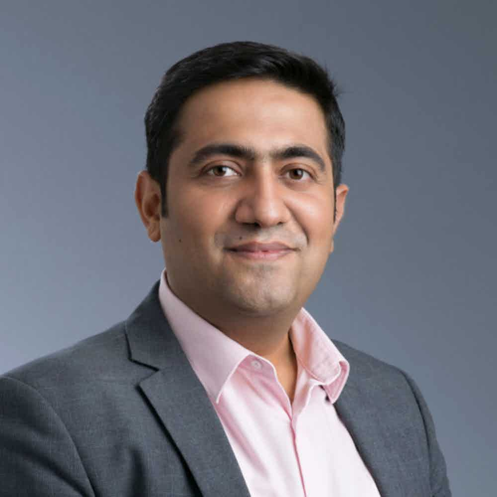 DK Khatri, Head of Product Management