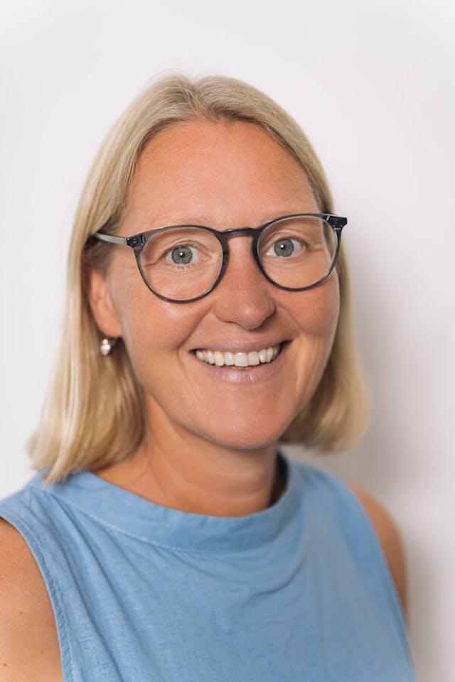Foto frontal von Meike von Houwald