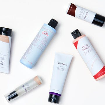 eSalon color care products