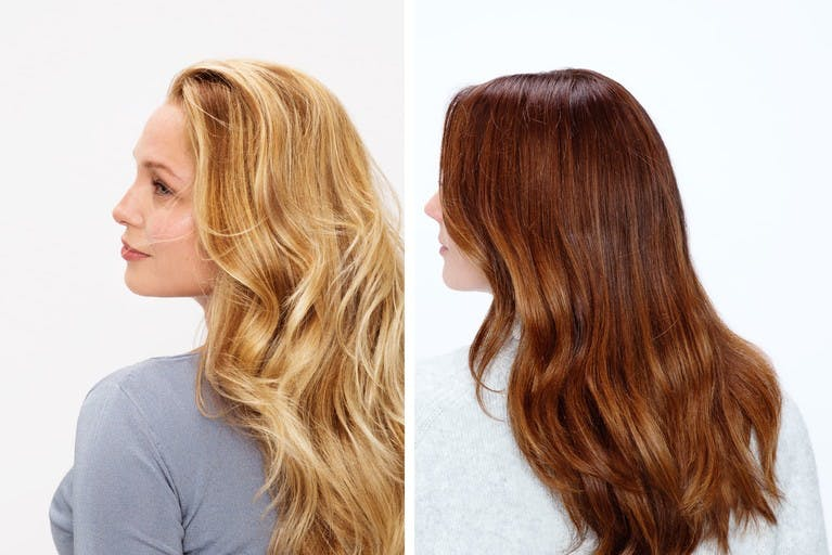 Home Hair Color How Light Or Dark Can You Go