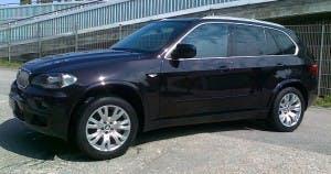 BMW X5 AUTON MYYNTIKUNNOSTUS