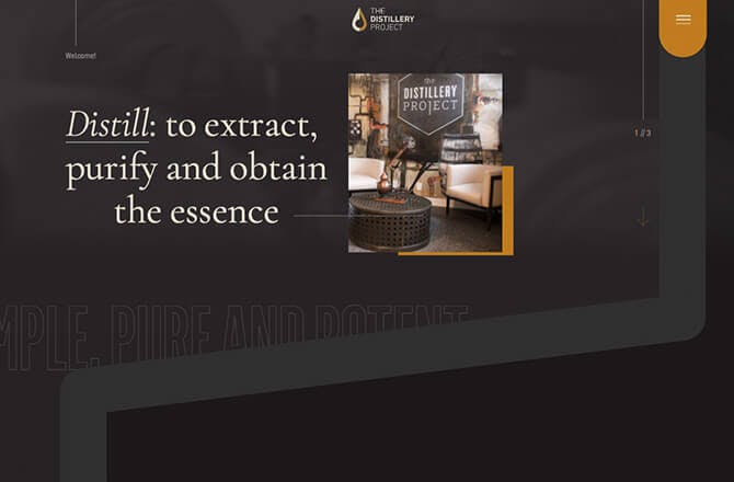 Distillery Project