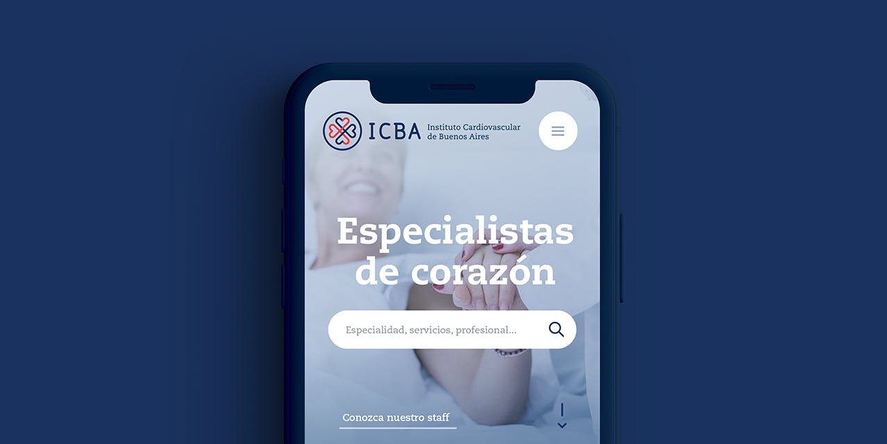 WE RE-DESIGNED THE WEBSITE AND DEVELOPED AN APP FOR ICBA.