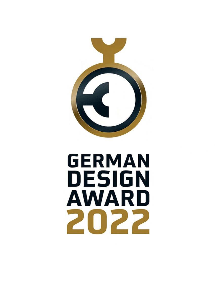 Nominated German Design Award
