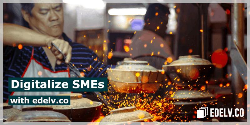 SME websites made easy with edelv.co