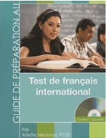Couverture du livre Guide de Préparation au test TFI