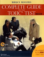 Couverture du livre Complete Guide to the TOEIC Test