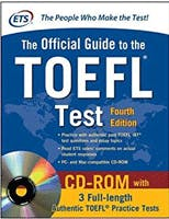 Couverture du livre The Official Guide to the TOEFL Test