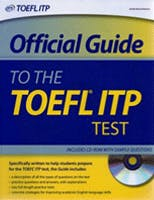 Couverture du livre Official Guide to the TOEFL ITP test