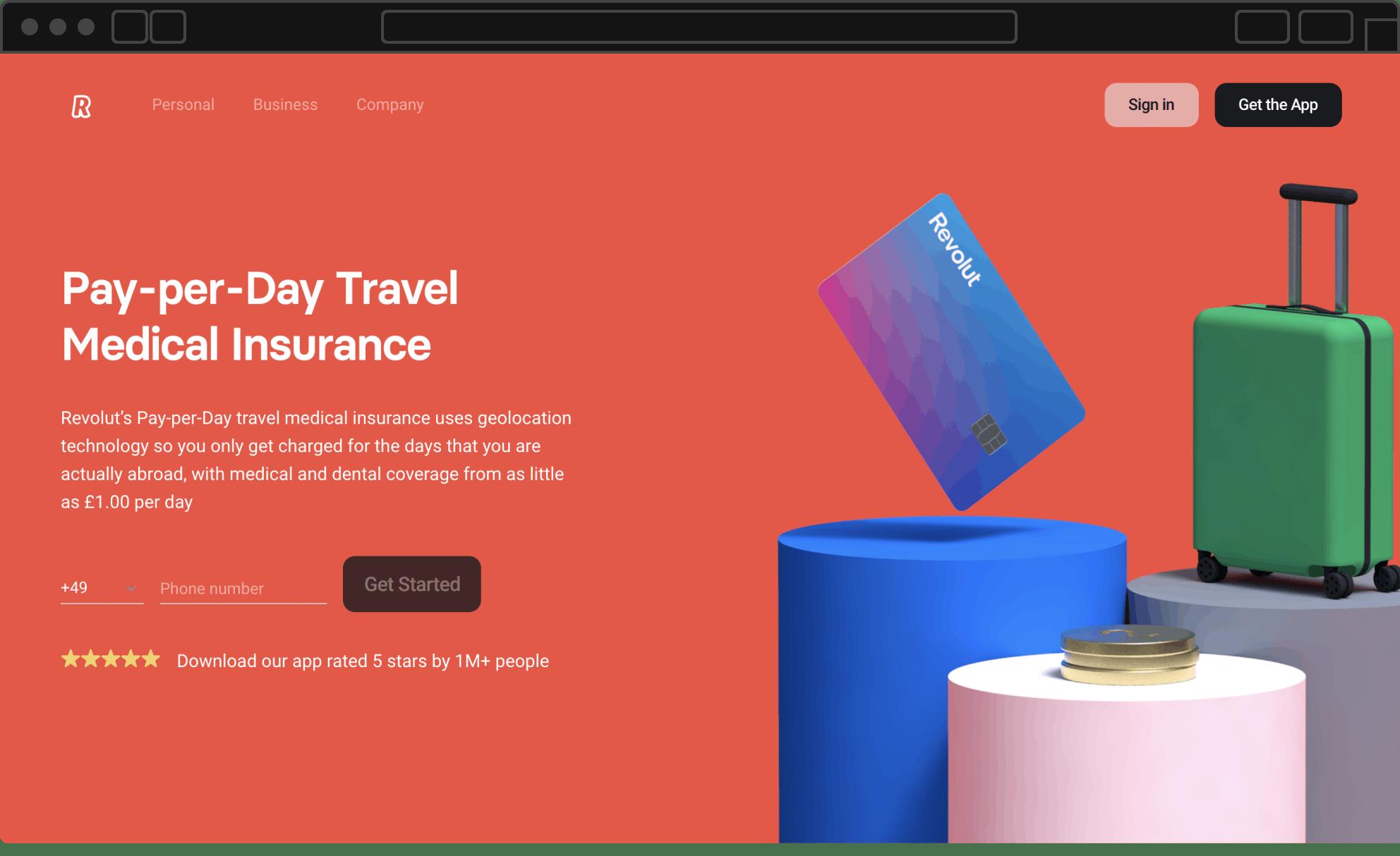 Revolut Reiseversicherung