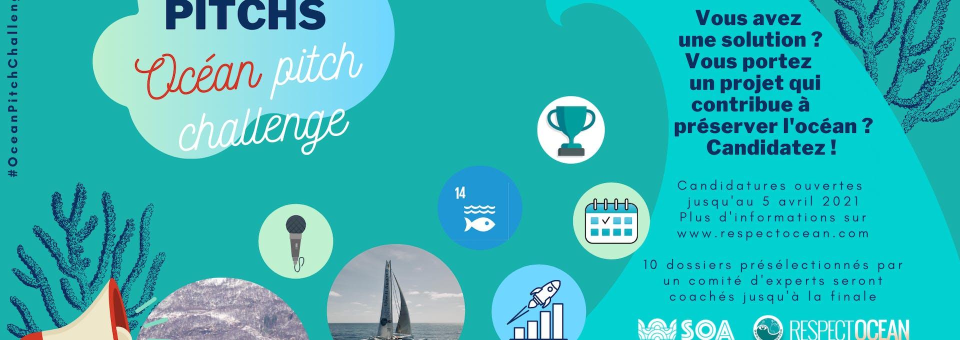 Ocean Pitch Challenge