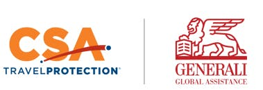 CSA Travel Protection & Generali Global Assisrance Logos
